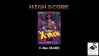 X-Men [xmen] (Arcade Emulated / M.A.M.E.) by gazzhally