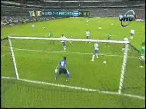 Partido de la Selección Mexicana en el Estadio Azteca