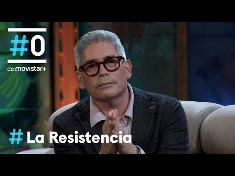 LA RESISTENCIA - Entrevista a Boris Izaguirre | #LaResistencia 16.11.2020
