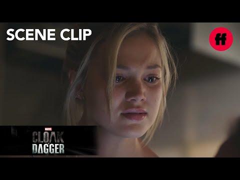 Marvel's Cloak & Dagger | Season 1, Episode 8: Tandy Interrogates Scarborough | Freeform