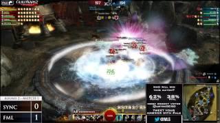 Sync vs FML - Game 2 - MLG Guild Wars 2 Invitational