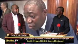 Mingwa BIANGO décrypte l'affaire jose veiga et ses ramifications avec Sassou-Nguesso