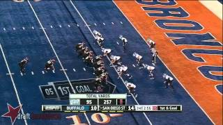 Adam Muema vs Buffalo (2013)