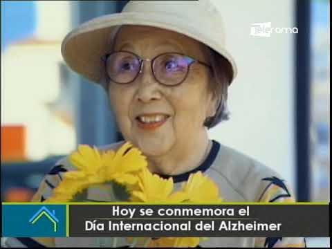 Hoy se conmemora el Día Internacional del Alzheimer