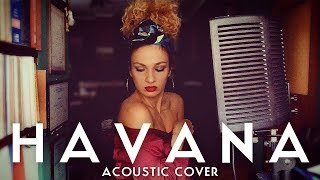 Download Lagu HAVANA - Camila Cabello • ACOUSTIC cover • by Jelena (Frizzy) Mp3
