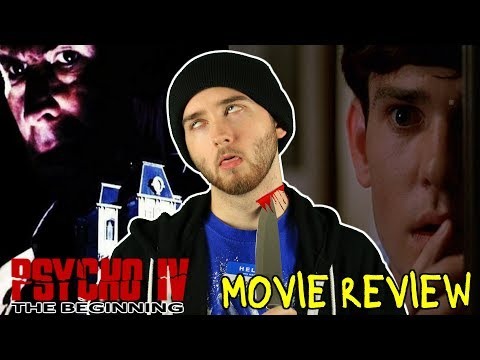 Psycho IV The Beginning (1990) - Movie Review