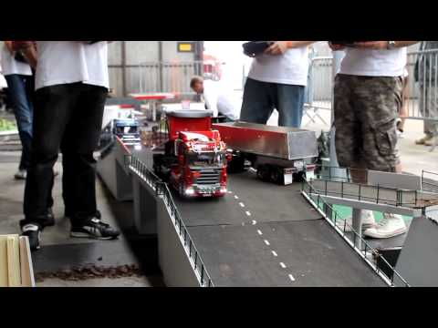 DEMO RC-POWERTRUCKS BROECHEM 2011 Deel 1