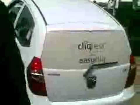 Winner Of Etisalat Cliqfest Reloaded Car