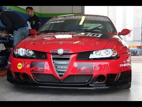 alfa romeo 156 super 2000 on board