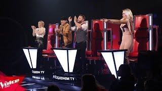 Spoti i Audicioneve të Fshehura 1, The Voice Kids
