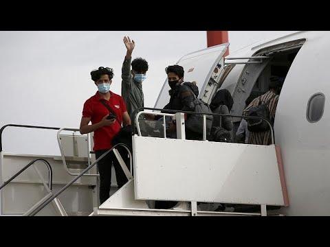 Ελλάδα: Στη Βρετανία 50 ασυνόδευτοι ανήλικοι κι ενήλικες μετανάστες…