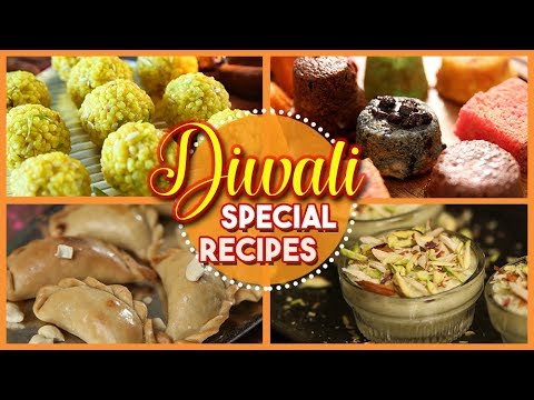 Top 10 Diwali Recipes | #9 Will Blow Your Mind | Diwali Special | Diwali Recipes | Festive Season