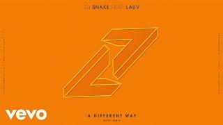 DJ Snake, Lauv - A Different Way (Noizu Remix)