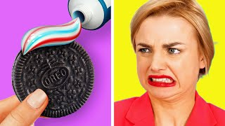 DON'T TOUCH MY FOOD!! DIY hacks for people who HATE sharing food