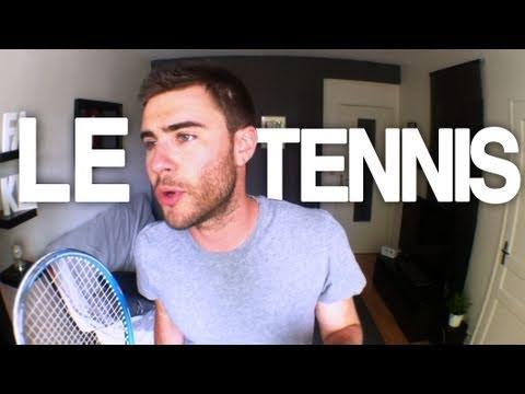 Cyprien - Le tennis