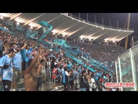 Video - ALIENTO DE LA HINCHADA DE BELGRANO VS RIVER PLATE... - Los Piratas Celestes de Alberdi - Belgrano - Argentina