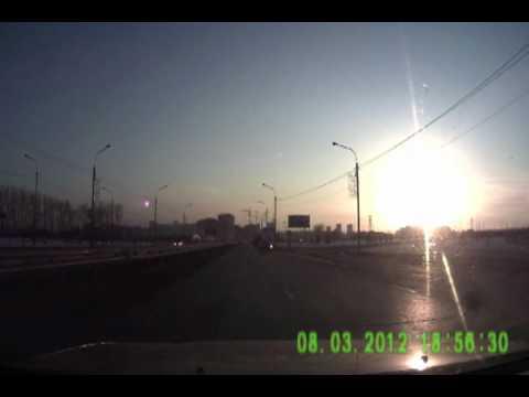 Брянская 2-я, 09 марта 2012, ГАЗ 3302 «Газель»