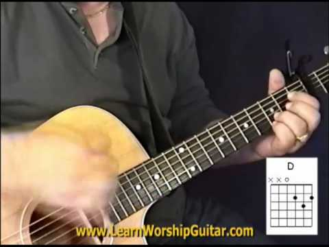 "Christian Guitar Chords – ""Mighty To Save"""