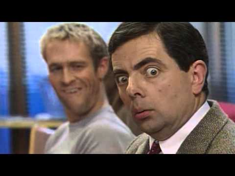 Mr bean episode 12 Tee Off. Mr bean