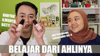 Download Video MY DOCTOR DOES MY MAKEUP + NYOBAIN PRODUK BARU MAKEOVER! MP3 3GP MP4