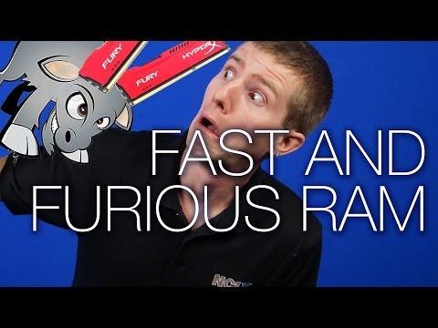 Kingston HyperX Fury Ram Review