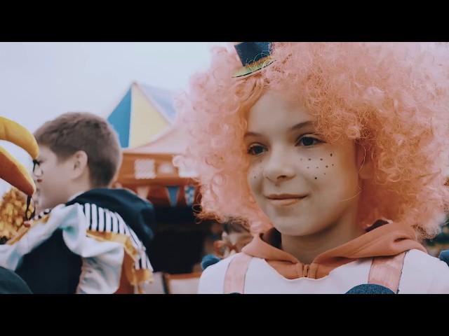 Film rejestrujący ubiegłoroczną edycję Festiwalu CYRKOPOLE 2017
