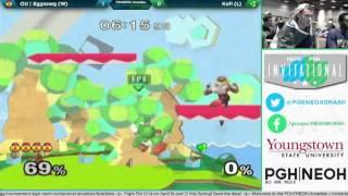 PGH/NEOH Arcadian Grand Finals Eggnawg (Sheik) vs. Kofi (Yoshi)