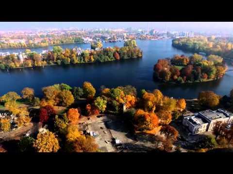 Luftaufnahmen-Berlin, Treptower Park, Insel der Jugend