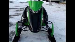 5. 2015 Arctic Cat ZR 6000 RR