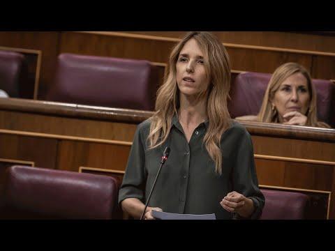 """""""Álvarez de Toledo: """"La crispación la causan los hechos del Gobierno, rectifiquen y dimita"""""""