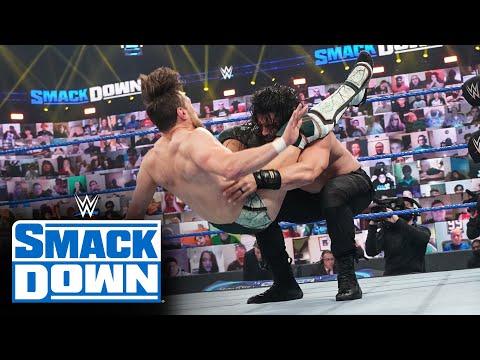 Daniel Bryan vs. Roman Reigns: Universal Title Match: SmackDown, April 30, 2021