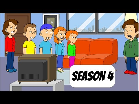 Boris Gets Grounded – The Fourth Season