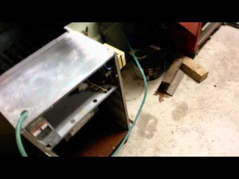 How to make a shop furnace heater