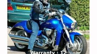 2. 2008 Suzuki Boulevard M109R2 Specification and Features