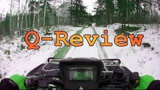 9. Q-Review: Suzuki KQ 750