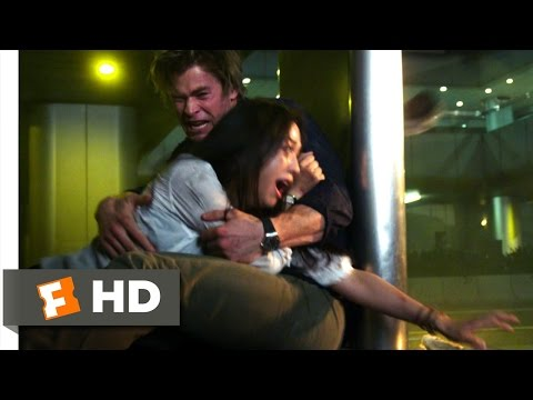 Blackhat (2014) - Don't Blame Your Brother Scene (5/10)   Movieclips