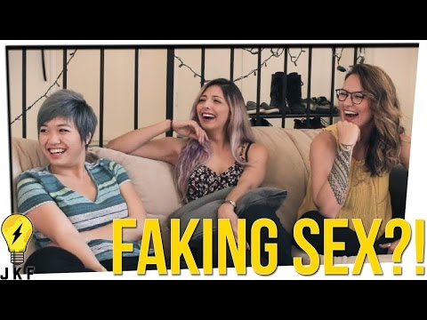 Hangin' With JK: Faking An Orgasm