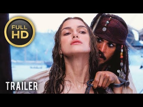 🎥 PIRATES OF THE CARIBBEAN: THE CURSE OF THE BLACK PEARL (2003) | Full Movie Trailer in HD | 1080p