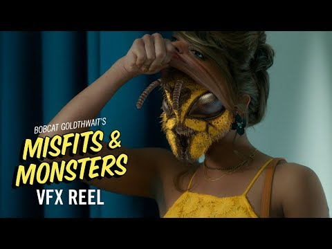 Bobcat Goldthwait's Misfits & Monsters - VFX reel by HiFi 3D