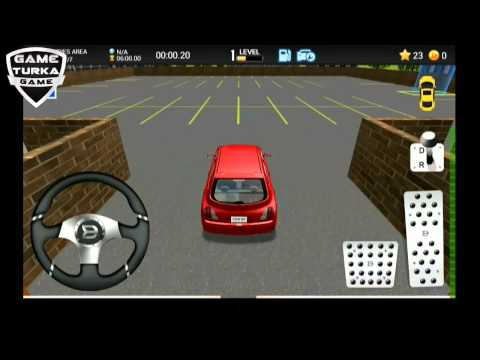 Car Parking Game 3D Android GamePlay Trailer