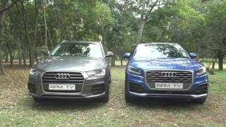 Date of broadcast: 26 April 2017In this update we compare our long-term Audi Q3 with its newer and sleeker sibling, the Audi Q2