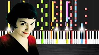 Yann Tiersen - Comptine d'Un Autre Été - IMPOSSIBLE PIANO Ноты и МИДИ (MIDI) можем выслать Вам (Shee