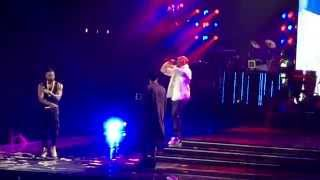 Video Usher Brings Out Chris Brown and August Alsina in L.A. MP3, 3GP, MP4, WEBM, AVI, FLV November 2018