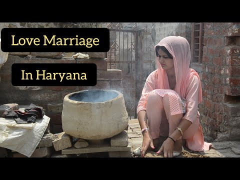 Love Marriage in Haryana ft. Pooja Khatkar Part 2   Hum Haryanvi Comedy 2019