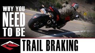Video Why You Need to Be Trail Braking | Motorcycle Trail Braking Explained MP3, 3GP, MP4, WEBM, AVI, FLV Juli 2019