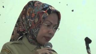 RATU TATU CHASANAH, menguatkan Kader POSYANDU-Kecamatan Kramatwatu-Kabupaten Serang.