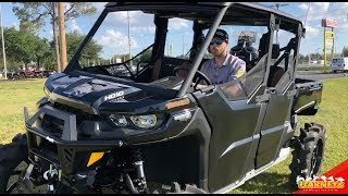 8. Adarius Taylor's Custom 2019 Can-Am Defender Max HD10 Lonestar - Barney's