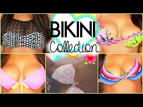 Bikini/Swimsuit Collection 2014! Try-On!