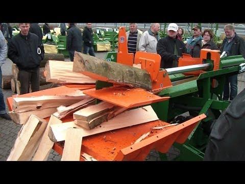 Posch Split Master 30, liegend bzw waagerecht Holzspalter, Log Splitter, Wood Splitter