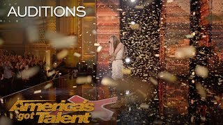 Video Courtney Hadwin: 13-Year-Old Golden Buzzer Winning Performance - America's Got Talent 2018 MP3, 3GP, MP4, WEBM, AVI, FLV Juni 2018